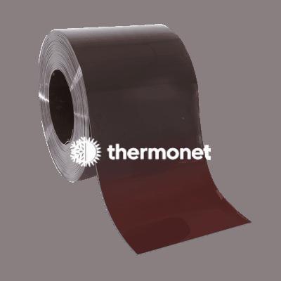 pvc streifen mit uv filterung bronzefarbig thermonet. Black Bedroom Furniture Sets. Home Design Ideas